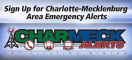 CharMeck Alerts emergency notification system