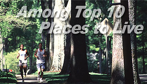 Living in Charmeck. Among the top 10 places to live